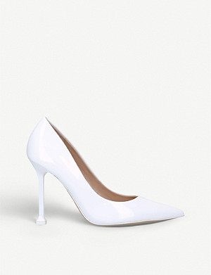 ALDO Agatat faux-leather heels