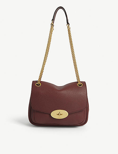 MULBERRY Darley leather small shoulder bag