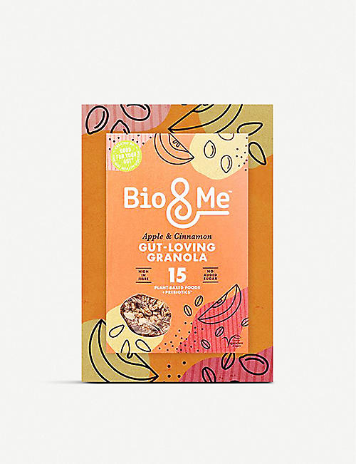 BIO & ME Apple & Cinnamon Gut-Loving Granola 360g