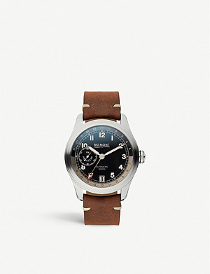 BREMONT H-4 Hercules stainless steel watch