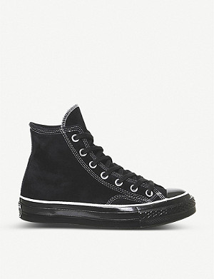 CONVERSE All Star Hi 70's suede high-top trainers