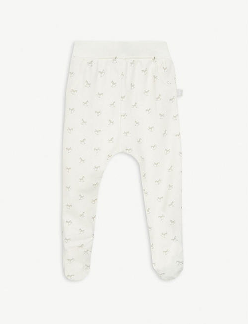 THE LITTLE TAILOR: Rocking horse cotton bottoms 0-9 months
