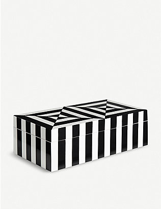 JONATHAN ADLER: Op Art small box