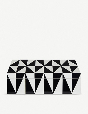 JONATHAN ADLER Op Art medium box