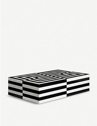 JONATHAN ADLER: Op Art large box