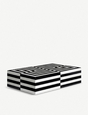 JONATHAN ADLER Op Art large box