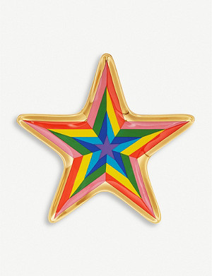 JONATHAN ADLER Technicolour Star trinket tray
