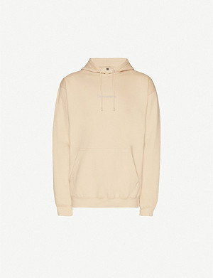 FAMT Genderless cotton-jersey hoody
