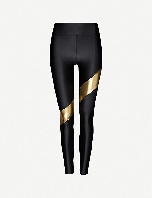 KORAL Aello Energy stretch-jersey leggings
