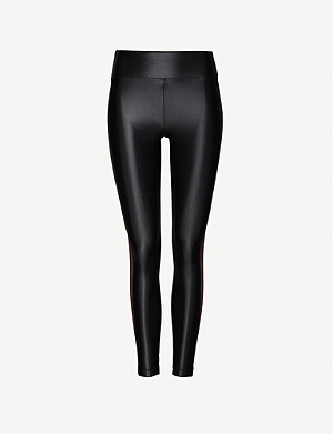 KORAL Serendipity Infinity stretch-jersey leggings