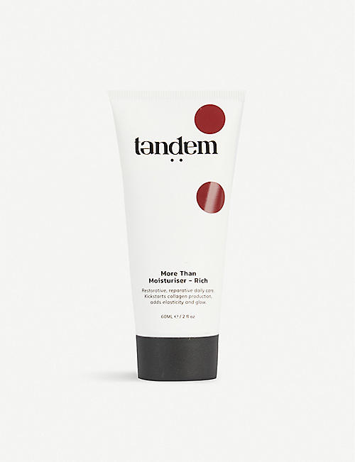 TANDEM SKINCARE More Than Moisturiser Rich moisturiser 60ml