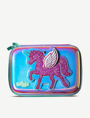 SMIGGLE Believe Hardtop Pencil Case With Mirror