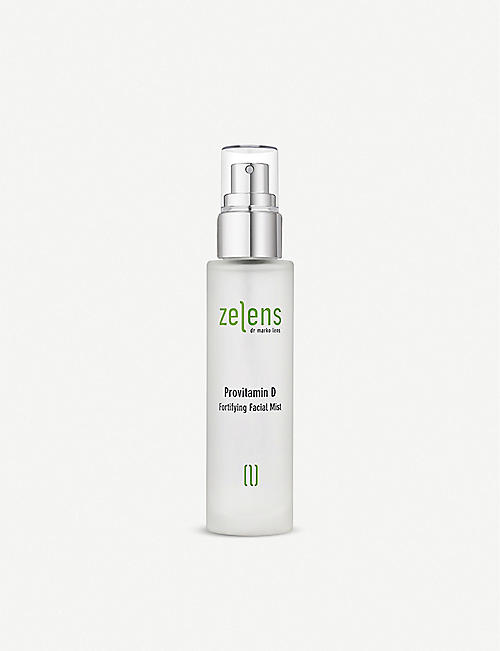 ZELENS: Provitamin D Fortifying Facial Mist 50ml