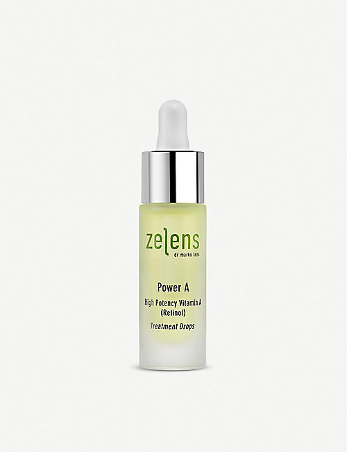 ZELENS: Power A Treatment Drops 10ml