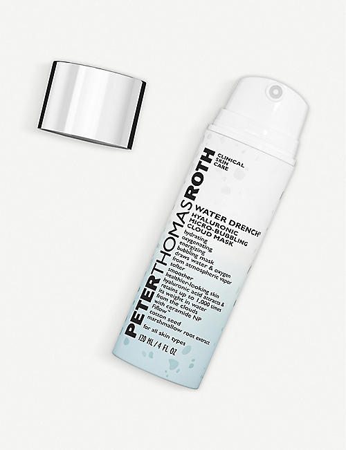 PETER THOMAS ROTH Water Drench Hyaluronic Cloud Cream Hydrating Moisturiser 120ml