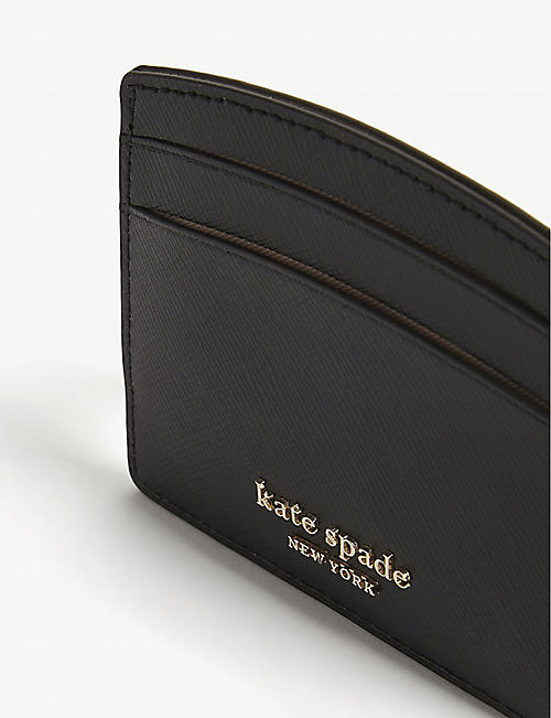 KATE SPADE NEW YORK Sylvia leather card holder