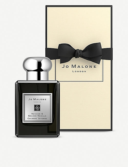 JO MALONE LONDON: Vetiver & Golden Vanilla Cologne Intense 50ml