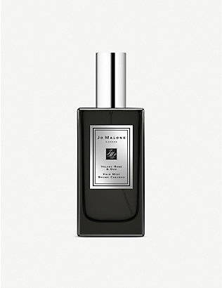 JO MALONE LONDON: Velvet Rose & Oud Hair Mist 30ml