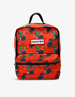 HUNTER: Peter Rabbit nylon backpack