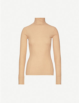 TOPSHOP: Turtleneck knitted jumper