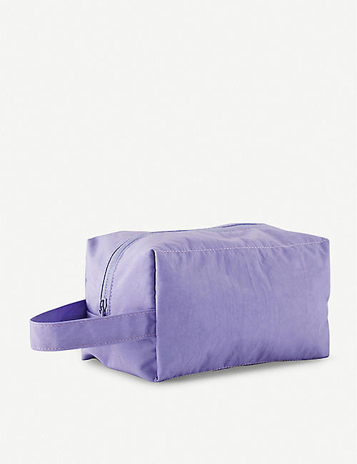 THE CONRAN SHOP Dopp nylon toiletry bag