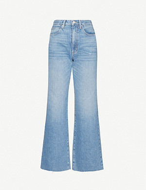SLVRLAKE Grace straight high-rise jeans