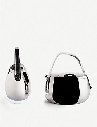 BUGATTI: Jacqueline stainless steel kettle