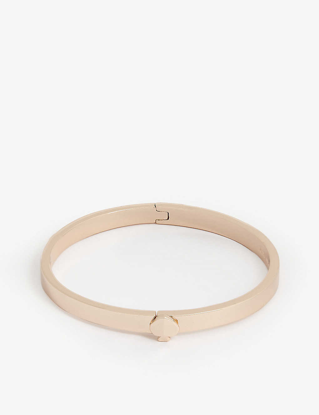 KATE SPADE NEW YORK: Heritage Spade button bangle