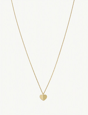 KATE SPADE NEW YORK Heart pendant necklace