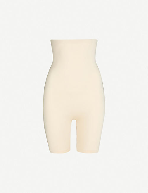 DSIRED: Bermuda high-rise seamless XX shorts