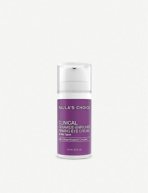 PAULA'S CHOICE: Clinical Ceramide-Enriched Firming Eye Cream 15ml