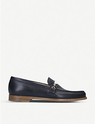 GABRIELA HEARST: Renault leather loafers