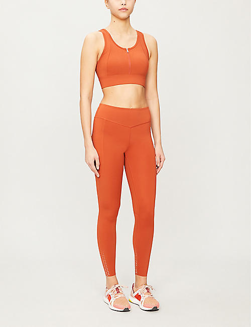 VARLEY Figueroa high-rise stretch-jersey leggings