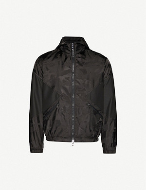 NEIL BARRETT Iconic Modernist jacket