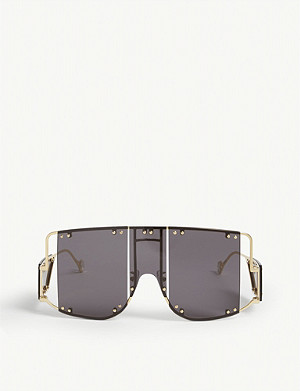 FENTY Blockt mask sunglasses