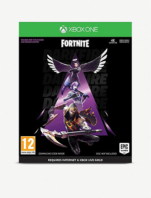 MICROSOFT Fortnite Darkfire Xbox bundle