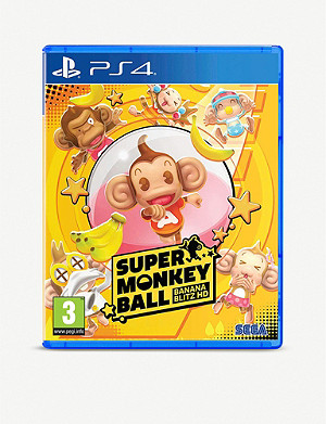 SONY Super Monkey Ball Banana Blitz HD PS4