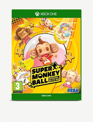 MICROSOFT Super Monkey Ball Banana Blitz Xbox One