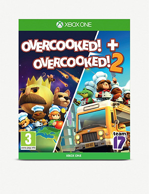 MICROSOFT Overcooked 1 and 2 Xbox One