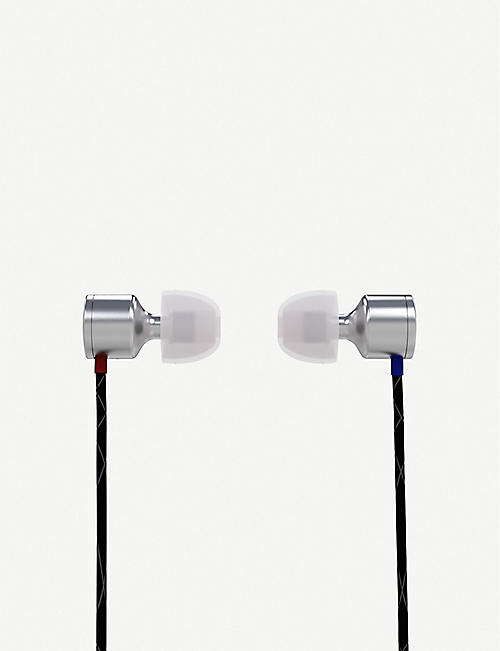 FLARE: JET 2 in-ear aluminium headphones