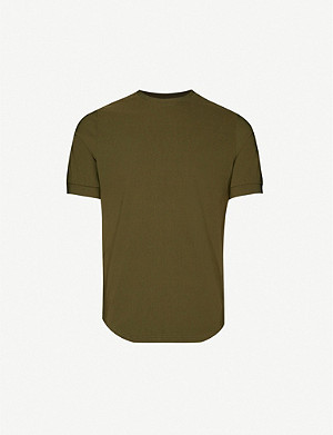 PREVU Salvatore stretch-jersey T-shirt