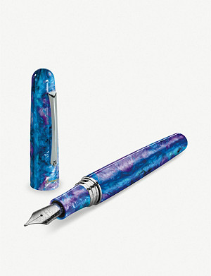 MONTEGRAPPA Elmo 01 Fantasy Blooms fountain pen