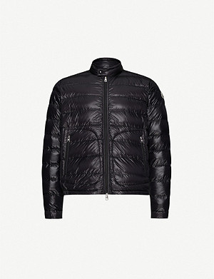 MONCLER Acorus quilted shell-down jacket