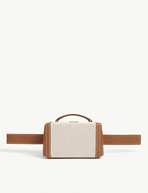 MARK CROSS Grace leather belt bag