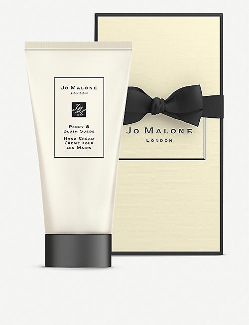 JO MALONE LONDON: Peony & Blush Suede hand cream 50ml