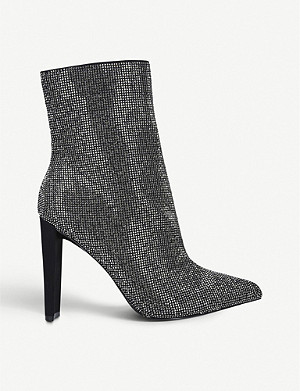ALDO Postmawei embellished ankle boots