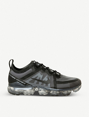 NIKE Air VaporMax 2019 stretch-woven trainers