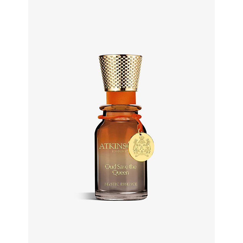 Atkinsons OUD SAVE THE QUEEN MYSTIC ESSENCE OIL 30ML