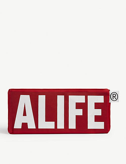 ALIFE ALIFE x Medicom Box logo foam cushion