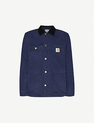 CARHARTT WIP Michigan organic cotton jacket